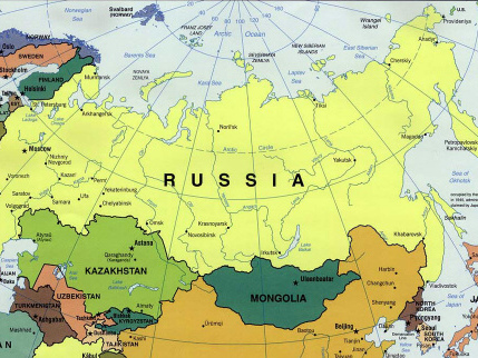 Ryssland satsar på nytt internet