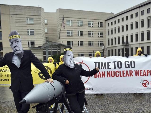 Diplomat ska utreda kärnvapenförbud