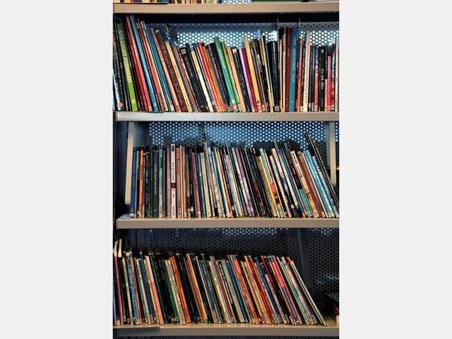 Böckerna förtjänar ett bättre öde
