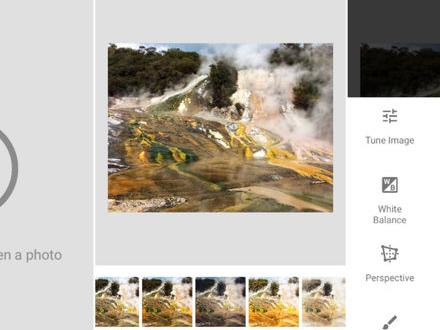 Snapseed får finare gränssnitt och nya filter