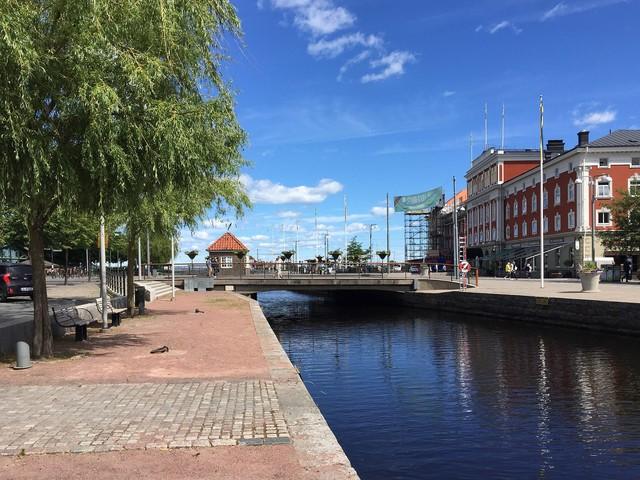 Jönköpings stadskärna har bäst framtidsutsikt