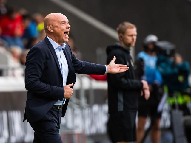 """MFF-tränaren inför toppmötet: """"Norrköping är med och slåss om titeln"""""""