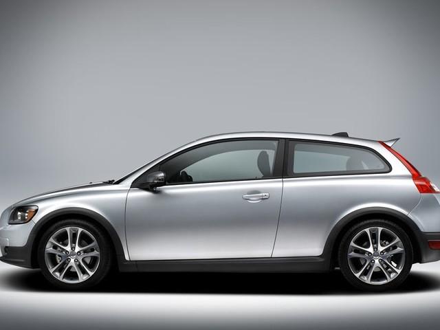 Volvo C30 (22,2 poäng)