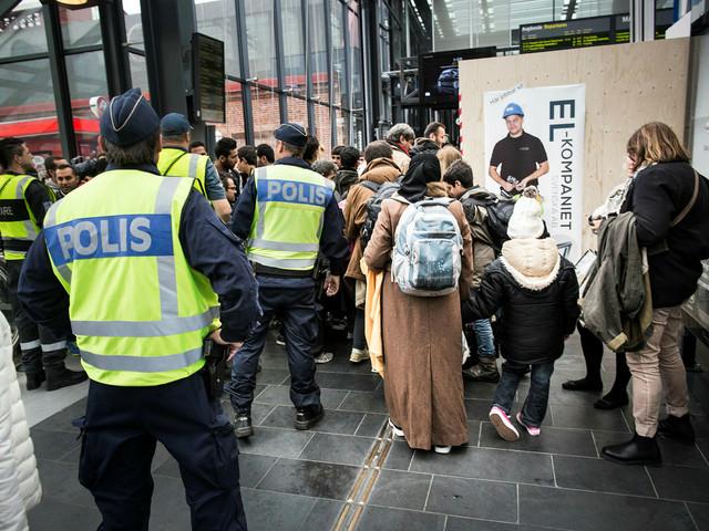 Rekordmånga säkerhetshot bland asylsökande