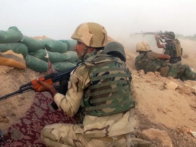 Fortsatt svenskt militärt deltagande i Irak?