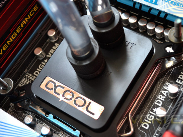 Alphacool visar vattenblock för AMD Ryzen Threadripper