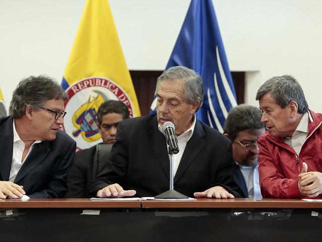 ELN-samtal kan hållas i Chile