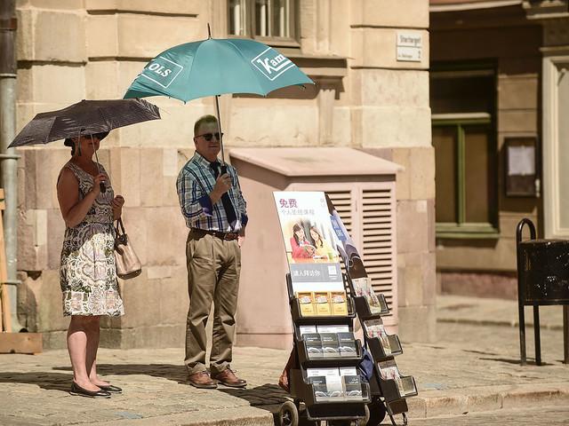 SMHI: Kan bli årets varmaste vecka
