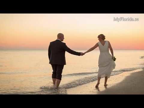 Ta med din brud och gift dig i en amerikanare i Florida