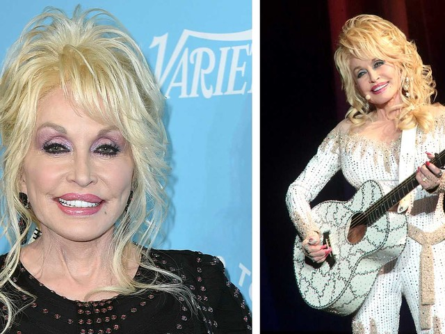 Dolly Parton om miljondonationen