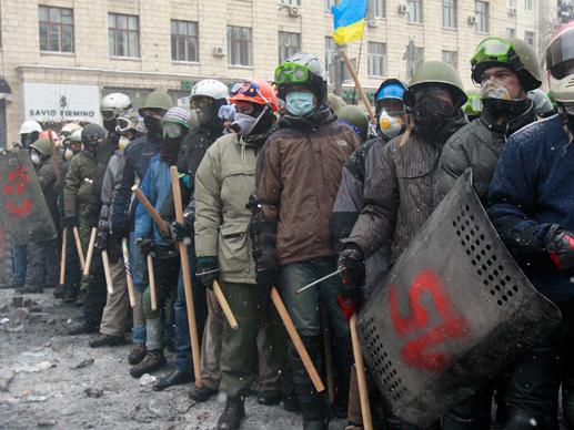 Dags att erkänna statskuppen i Kiev efter fyra år!