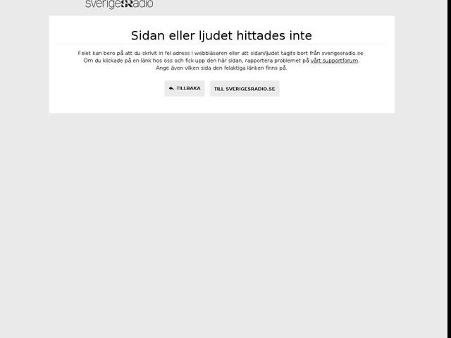 Kungen ska träffa Svenska Akademiens Sara Danius