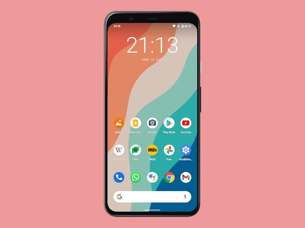 Temamotorn i Android 12 ser ut att bli tillgänglig för alla enheter längre fram