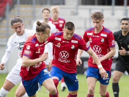 TV: Se Östers U21-derby mot IFK Värnamo