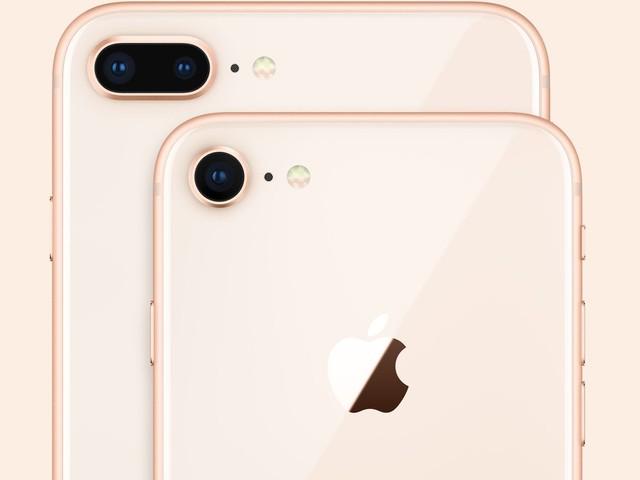 Apple Iphone 8 Plus hamnar i topp på DxoMarks lista över bästa kameramobilerna
