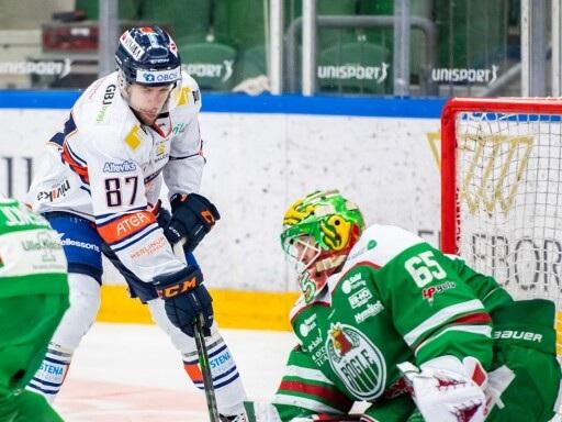 """Robert Rosén efter noll poäng mot Rögle: """"En match till under bältet och fyra kvar"""""""