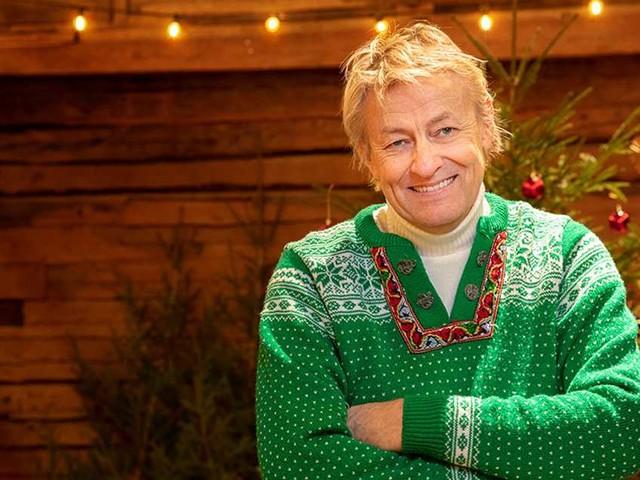 JUST NU: Han blir årets julvärd i SVT