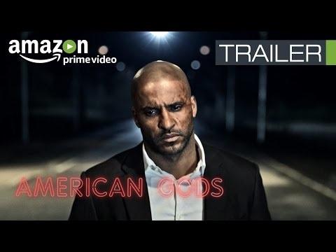 Ny trailer för American Gods
