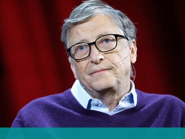 """Bill Gates: """"Sådana som jag borde betala betydligt mer i skatt"""""""