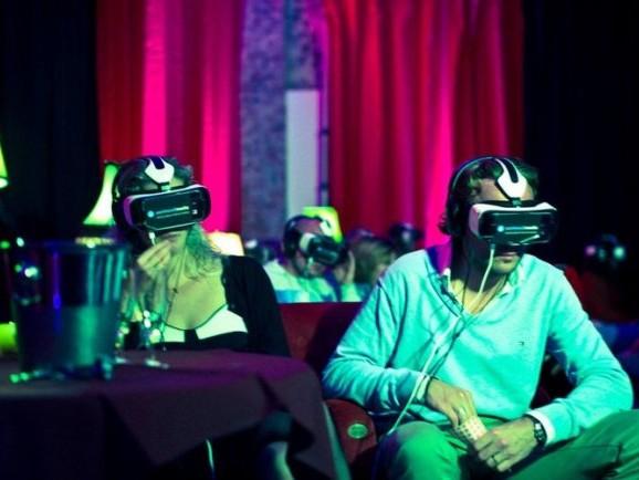 Paramount vill skapa VR-biografer i hemmet