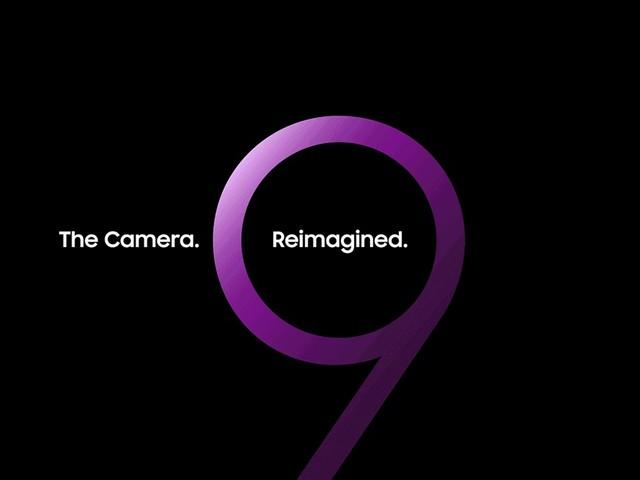Samsungs aptitretare för Galaxy S9 visar animerade emojis och mörkerfotografi