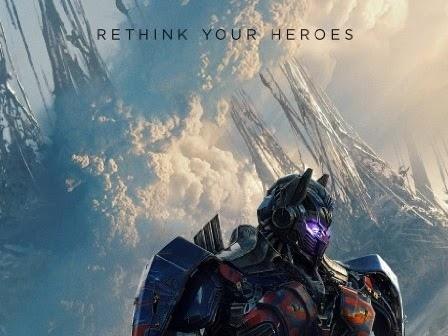 Film: Transformers - The Last Knight (2017)