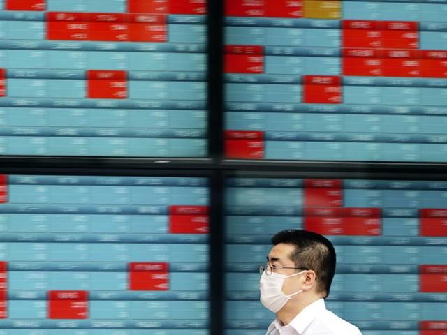 Svagt upp på asiatiska börser