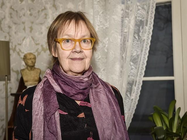 Tua Forsström: Otroligt roligt att bidra