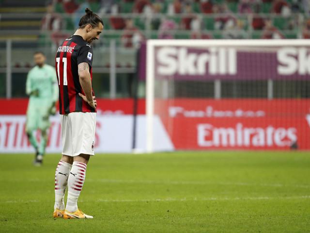 Milans målsvit bröts efter ett år