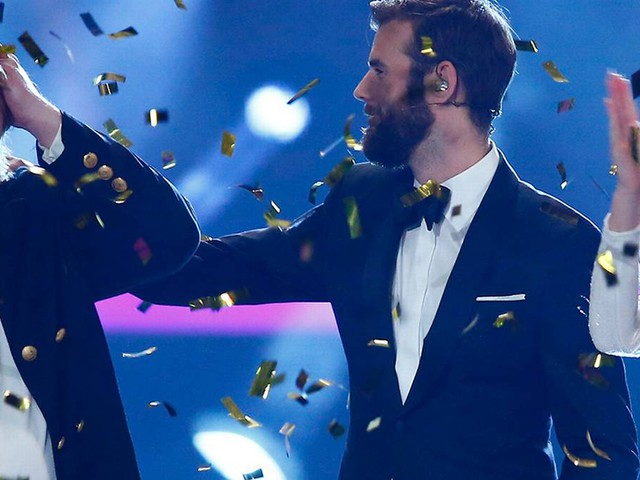 "Martin Almgren vinner ""Idol"" 2015"