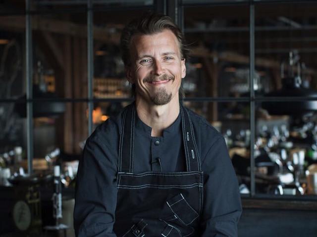 Paul Svensson gröna krog prisas – och växer till London