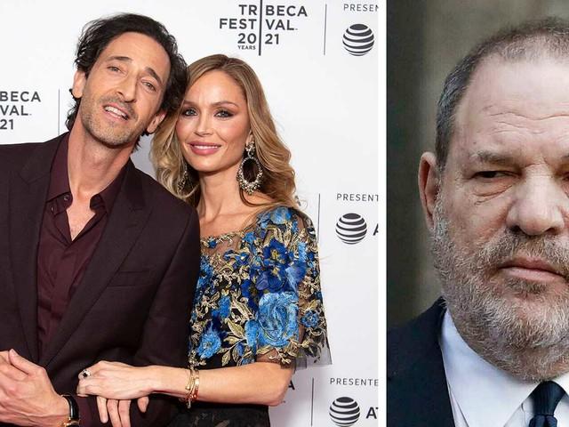 Weinsteins exfru är stjärnans nya kärlek