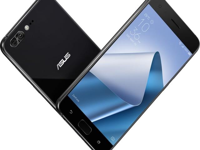Asus lanserar toppmodellen Zenfone 4 Pro i Sverige