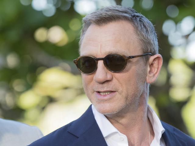 007 med rätt att halka – Craig opereras