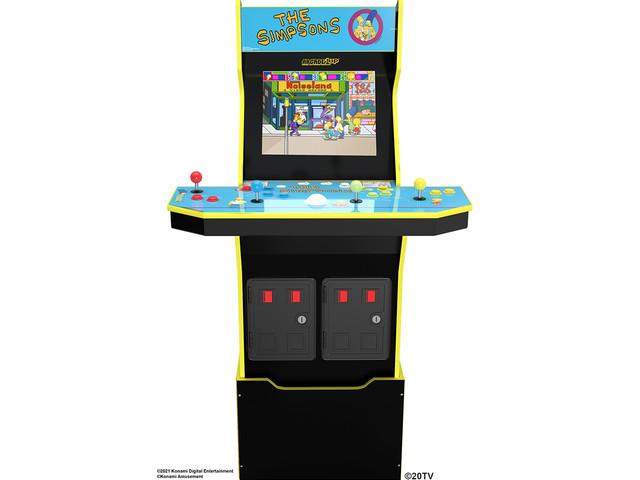 Arcade1Up släpper The Simpsons-kabinett
