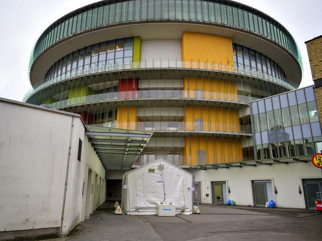 Stort virusutbrott på infektion i Malmö