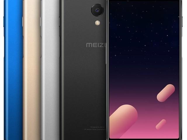Meizu visar upp 18:9-telefonen M6s