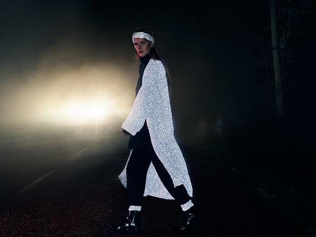 Gör det själv: Designern för årets reflexkollektion från If är du