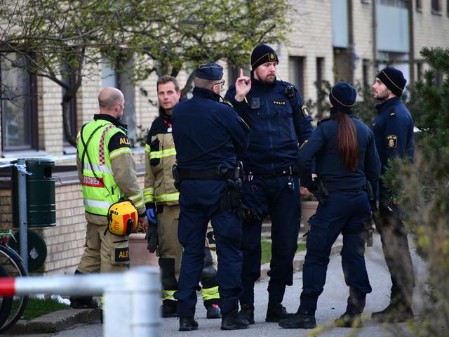 En kvinna skadad på Bellevuegården – polisen letar efter misstänkt