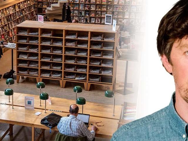 Biblioteken håller på att bli meningslösa
