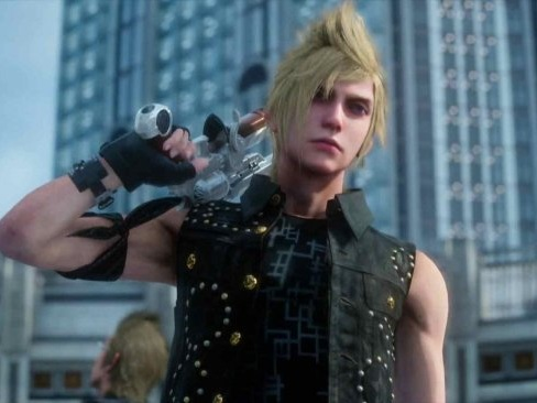 Massor av Final Fantasy XV på Gamescom