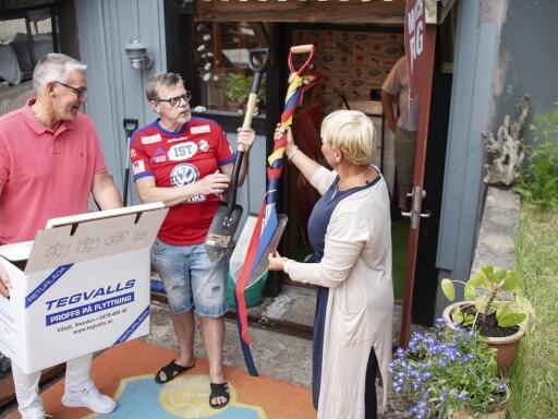 Växjö kommun fyllde på Hasse Rydéns imponerande sportmuseum