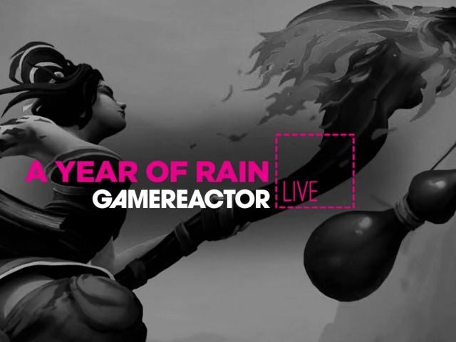 GRTV myser lite med A Year of Rain