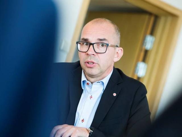 Nordström vill ha kvar kärnkraften