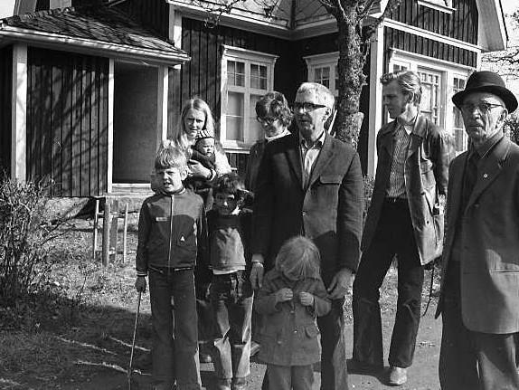En familj och dess klassresa