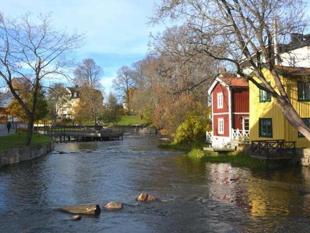 """Norrtälje – """"Roslagens huvudstad"""""""