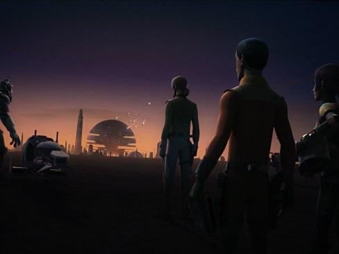 Star Wars: Rebels blir tajtare den sista säsongen