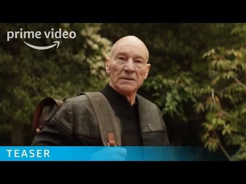 Första trailern för Star Trek: Picard