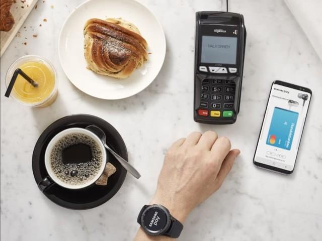 Samsung Pay uppdateras och får nytt gränssnitt