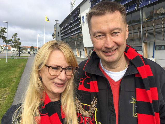 """Enkät: """"Tror att Östersund går i konkurs"""""""